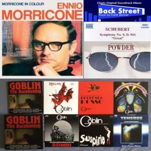 SOUNDTRACKS #25 (11 Nov 2012) NEW RELEASES GOBLIN & MORRICONE