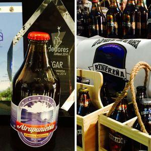 Podcast #012 - Cervezas Atrapaniebla y Ribereña