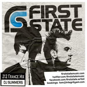 212 Trance Mix Ep 175 (First State Replay Guestmix)