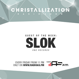 Christallization #74 with Slok