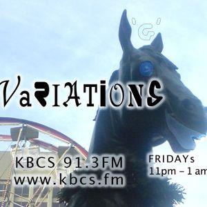 VARIATIONS 12.30.2011