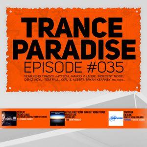 Trance Paradise Episode #035 (26-08-12)