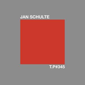Test Pressing 345 / Jan Schulte