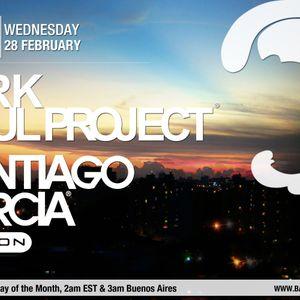 Dark Soul Project & Santiago Garcia - Baires Show @ Proton Radio 28.02.2012
