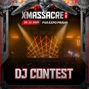 DJ SCARF / X-Massacre 2019 DJ Contest / DnB Stage #xmassacre2019