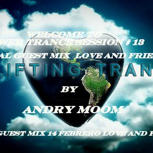 POWER TRANCESESSION 13 SPECIAL GUEST MIX SAN VALENTIN DAY