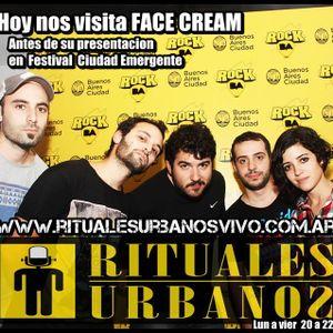 RITUALES URBANOS RADIO con FACE CREAM