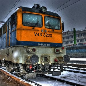 Dj Butoane - On the train II (23.01.2011)