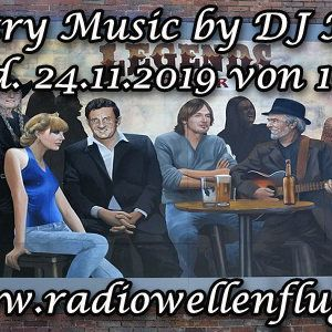 Country Music by DJ Nobby (www.radiowellenflug.de)(24.11.2019)