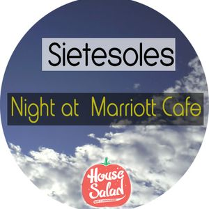 Night at Marriot Cafe