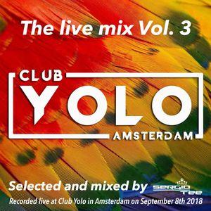 Club Yolo The Live Mix Vol.3