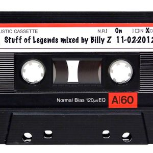 Stuff of Legends Mix by Billy Z
