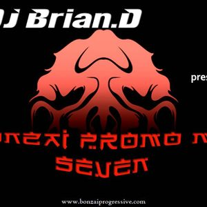 DJ Brian.D - Bonzai Promo Mix 7