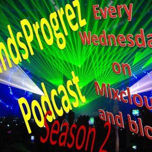 HandsProgrez Podcast Season 2 #004 (Part 1 - Epic Trance)