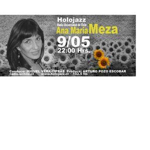 Audio HoloJazz. Ana María Meza y Paulina Abufhele