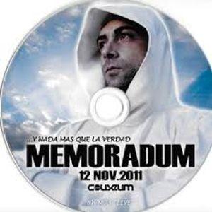 """COLISEUM - MEMORANDUM: """"Nada más que la verdad"""" (12-11-11) Parte 2/8"""