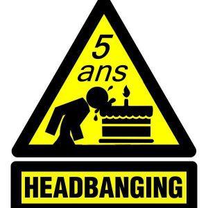 Headbanging 24 03 2016 1ère partie : double dose