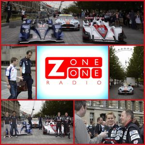 Matthew Layton - ZoneOneRadio - @MBrundleF1 at the London Eye Special