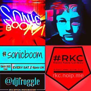 sonic boom @RadioKC show 4 podcast