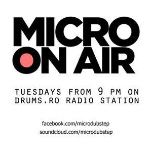 Micro @ Drums.ro Radio (13.08.2012) # Poodcast 013