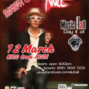 Nico From Noze @ Guru Club 12/03/11 (Part 1)