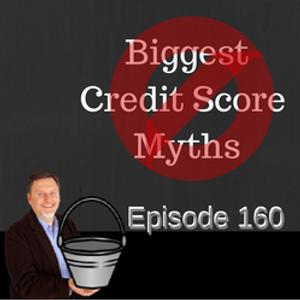 Biggest Credit Score Myths and #ALSIceBucketChallenge
