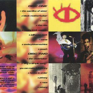 Estandard - Barcelona Aug 23 1993