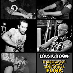 GO!DIVA @ BASIC RAW 4-10-2013 CLUB LAXX ROTTERDAM