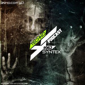 Art Style: Techno | Podcast #062 - Syntex
