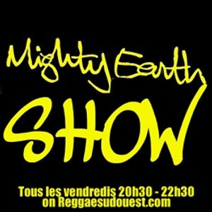 Mighty Earth Show by Mighty earth sound system - Emission du 02/11/12