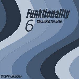 Funktionality 6 - Deep Funky Jazz Beats (2015)