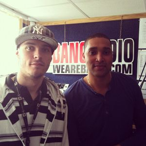 """""""The Weekend Drive"""" with Marcus Bronzy 16.06.12"""