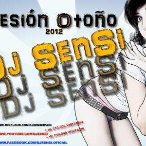 Dj SenSi - Sesion Otoño Comercial 2012