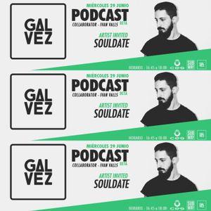 Gálvez Podcast #2 - Souldate