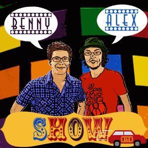 De Benny & Alex Show 26 november 2012