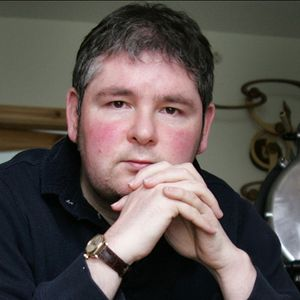 Radio Interview with Bestselling author, Darren Shan