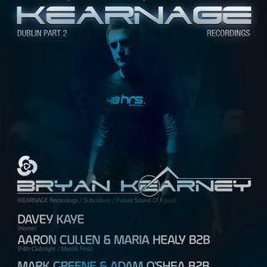 Aaron Cullen b2b Maria Healy LIVE @ KEARNAGE Part II 29.01.11