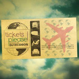 Tickets Please! (Jazz/Soul etc. mix for Tucker & Bloom)