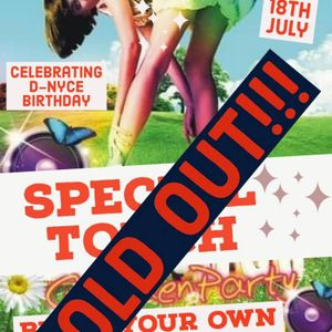 SPECIAL TOUCH GARDEN PARTY IN ROMFORD (PART 2) (18.07.21)