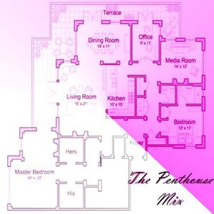 The Penthouse Mix