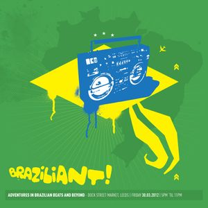 Braziliant! Mix December 2017 (Bobzilla)