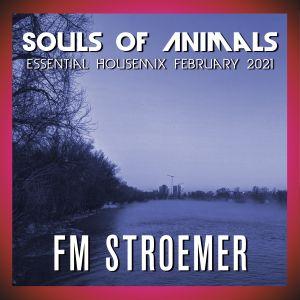 FM STROEMER - Souls Of Animals Essential Housemix February 2021 | www.fmstroemer.de
