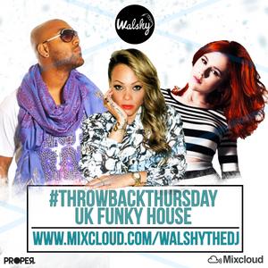 #ThrowbackThursday: UK Funky House