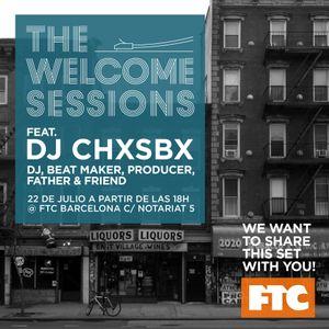 DJ Chxsbx @ FTC exclusive DJ Set - 22 July