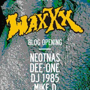 Anton Neotnas @ Waxxx opening party (31.08.2012)