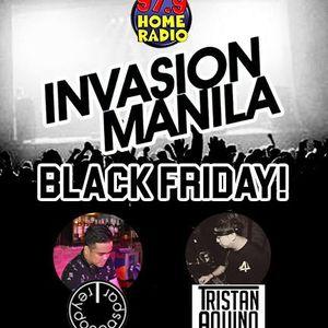 Dj Tristan Oldschool Hiphop Set @ Home Radio 97.9 Invasion Manila