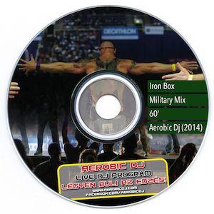 Catana - Iron Box Military Minimix