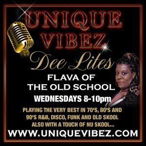 Dee Lite's Flava Of the Old Skool Wed 27th Jan 2016 on www.uniquevibez.com