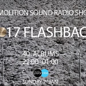Demolition Sound Radio Show (Monthly_Xmas Version_2017 Flashback 7/1/18)