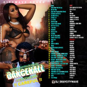 "dj dray Dancehall Free Style mix ""Careful"" March 2k17"